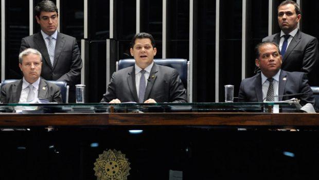 Presidente do Senado enterra segunda tentativa de criação de CPI da Lava Toga