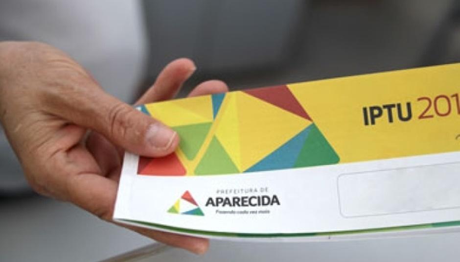 MP impetra mandado de segurança para acabar com cobrança de taxas irregulares no IPTU de Aparecida