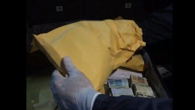 PF encontra cerca de R$ 1 milhão em carro do ex-chefe de gabinete de Marconi Perillo