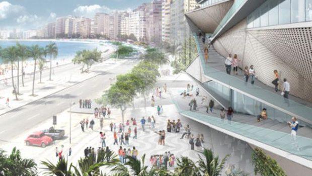 Governo do Rio quer concluir obra do Museu da Imagem e do Som
