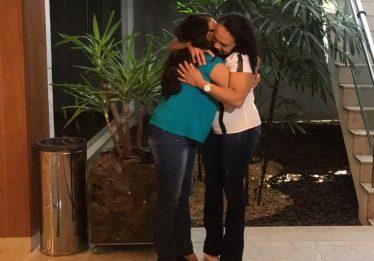 Filha encontra mãe após 25 anos por meio de programa do MP-GO