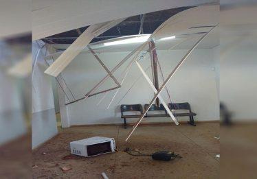 Escola municipal de Aparecida de Goiânia é vandalizada pela segunda vez em quatro dias
