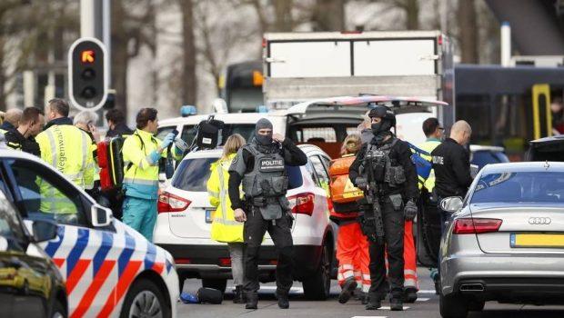 Atirador deixa três mortos e nove feridos em estação de bonde na Holanda