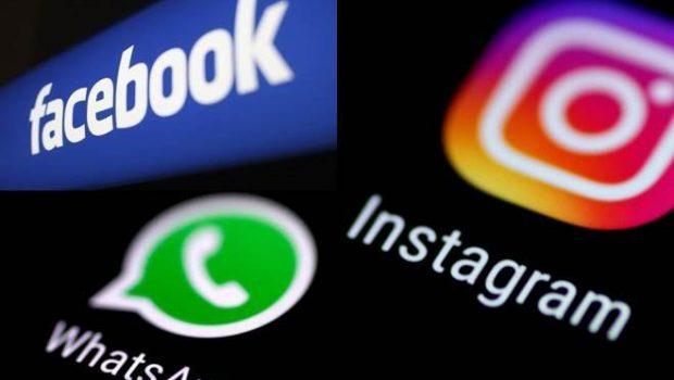 Após falhas de conexão, Facebook, Instagram e WhatsApp voltam a operar