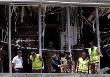 Atentados causam fechamento de igrejas no Sri Lanka