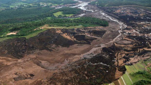 Laudo da Vale aponta para risco de ruptura de barragem em Minas