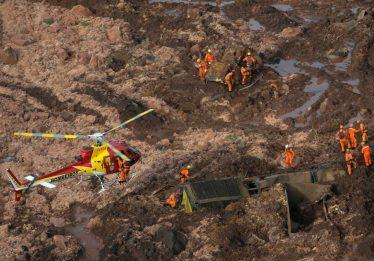 Vale executou detonação planejada no dia da tragédia de Brumadinho