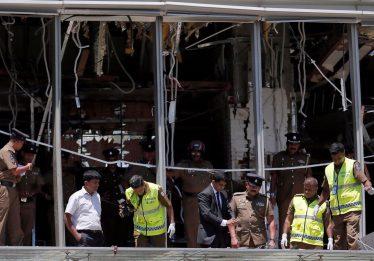 Número de mortes em atentados no Sri Lanka sobe para 310