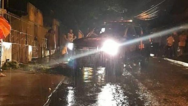 Casal de jovens é baleado na Vila São Joaquim em Anápolis