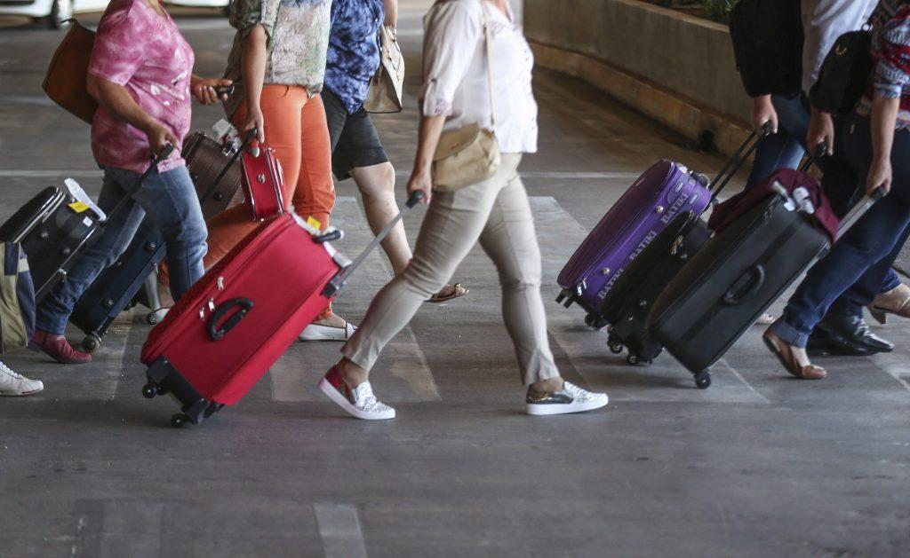 Fiscalização de bagagem de mão começa nesta quarta-feira (24) no Aeroporto Santa Genoveva