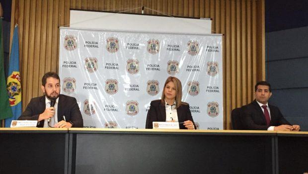 Detidos empresário e servidores da Saneago na 3ª fase da Operação Decantação