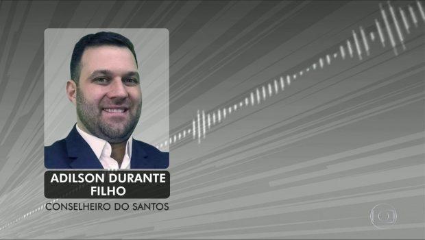 Depois de áudio racista vazado, conselheiro pede renúncia e se afasta do Santos