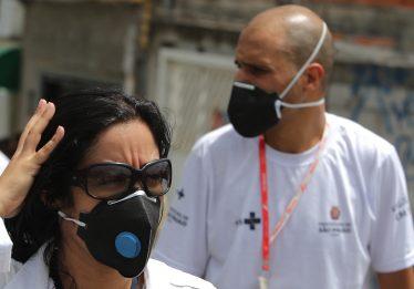 Três pessoas são internadas no Rio vítimas de vazamento de gasolina