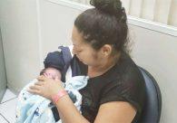 Polícia localiza recém-nascido que foi sequestrado de hospital no Recife