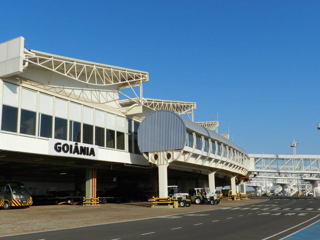 Aeroporto Santa Genoveva deve ter aumento de 4% de passageiros na páscoa