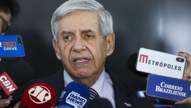 Crise na Venezuela está longe da solução, diz ministro do GSI
