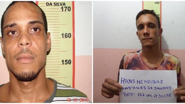 Dois detentos são recapturados após fuga no presídio de Uruaçu