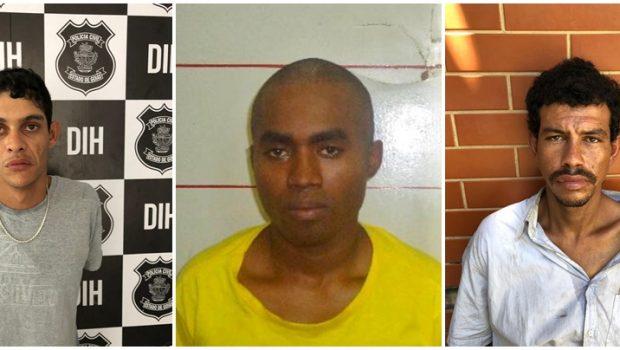 Suspeitos de matar mulher e esconder corpo dentro de colchão são presos, em Goiânia