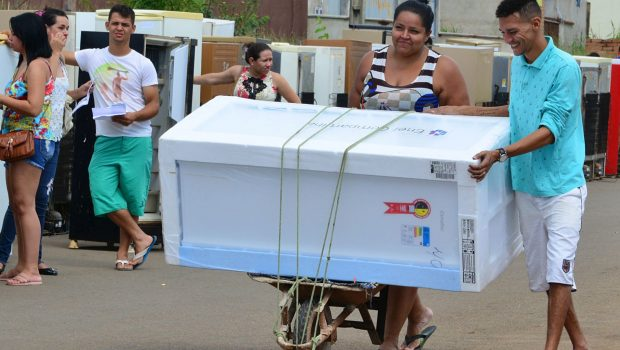 Troca de geladeiras contempla moradores de Goianésia a partir desta segunda (15)