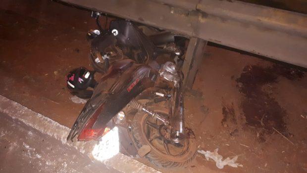 Adolescente morre após se envolver em acidente de trânsito na Marginal Botafogo em Goiânia