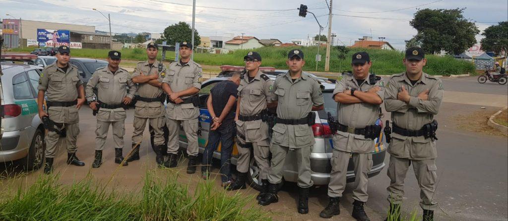 Homem é preso suspeito de furtar atacadista em Goiânia