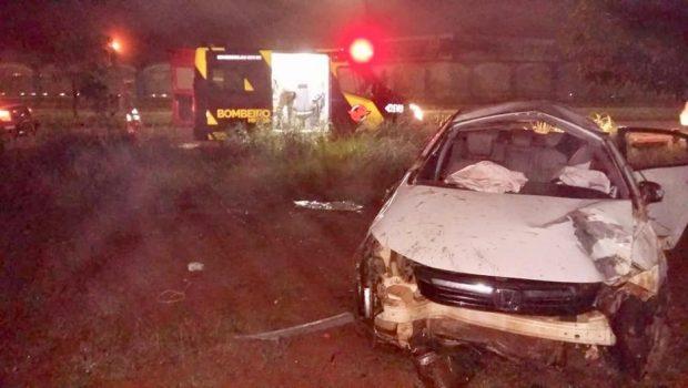 Acidente deixa seis pessoas feridas e uma morta em Formosa