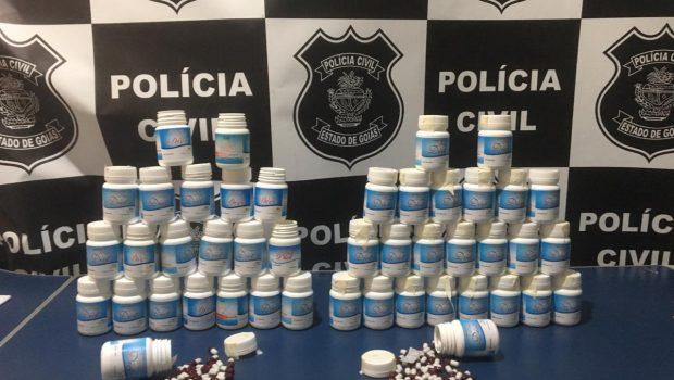 Mulheres são presas vendendo remédios para emagrecer proibidos pela Anvisa, em Piracanjuba