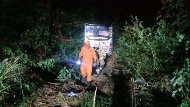Motorista de ônibus é baleado durante assalto em Planaltina (DF)