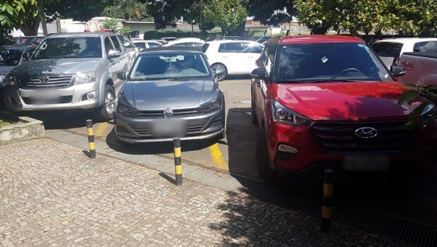 Presos donos de garagens de veículos suspeitos de ligação com facções criminosas
