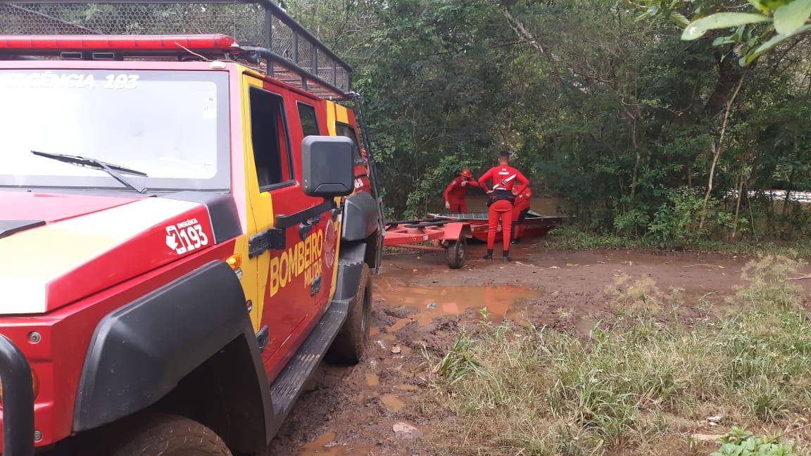 (Foto: Divulgação / Bombeiros)