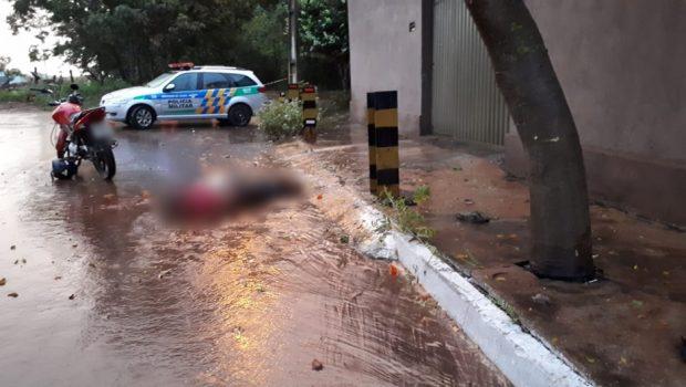 Motociclista morre em acidente no Residencial Vale dos Sonhos, em Goiânia