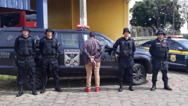 Preso em Guapó pastor evangélico acusado de tráfico, roubo e estelionato