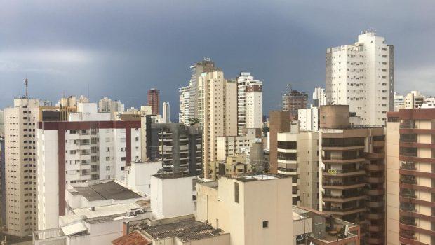 Possibilidade de chuva aumenta em Goiás neste fim de semana