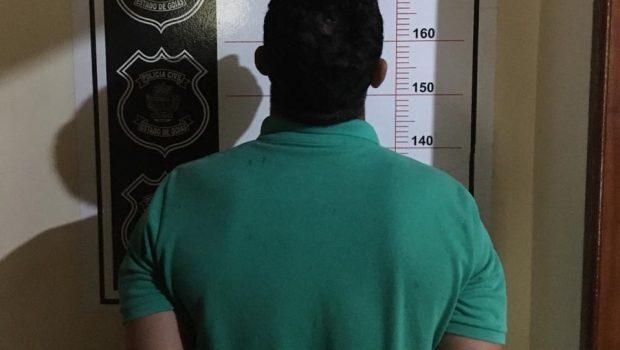 Homem é preso suspeito de estuprar criança de 11 anos, em Aragarças