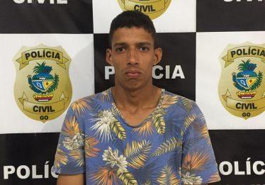 Homem é preso suspeito de matar professor universitário, em Goiatuba