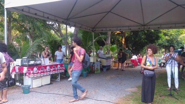 Feira da Paz traz cardápio vegano e atrações culturais neste sábado (27)
