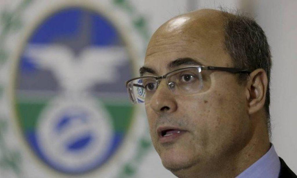 'Milícia não é a principal chaga do estado', diz Witzel