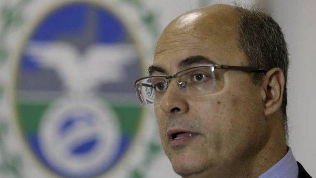 Witzel sugere explodir com míssil traficantes armados; oposição reage
