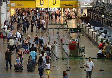 Prefeitura de Guarulhos quer cobrar taxa de poluição de passageiro do aeroporto