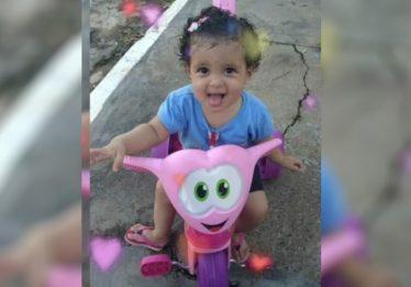 Homem é preso após confessar ter espancado e matado enteada de 1 ano em Santa Rita do Araguaia