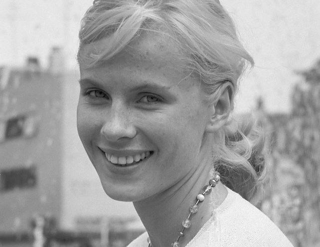 Morre atriz Bibi Andersson, uma das musas de Bergman, aos 83 anos