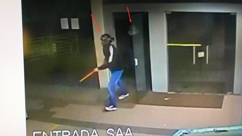 Autor de 13 ataques a bancos é capturado em MG após romper tornozeleira eletrônica