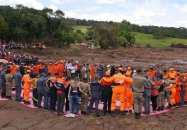 Famílias de baixa renda de Brumadinho recebem auxílio emergencial