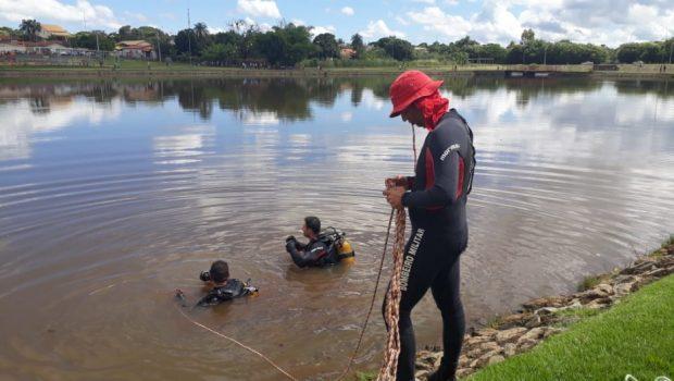 Encontrado corpo de homem que desapareceu no lago de Bela Vista