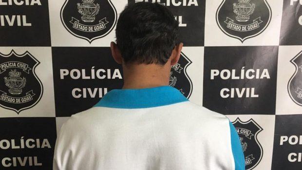 Homem é preso suspeito de participação na morte da mãe, em Bom Jesus de Goiás