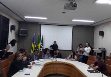 CCJ aprova três das mais de 40 emendas do novo Código Tributário de Goiânia