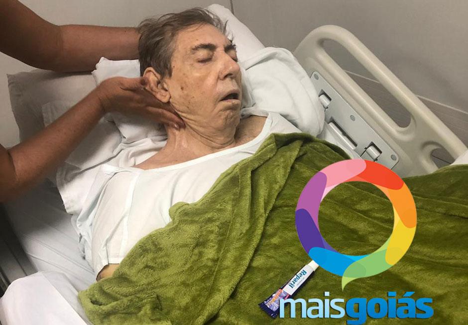 João de Deus continua internado, dessa vez, para tratar de uma pneumonia, diz hospital