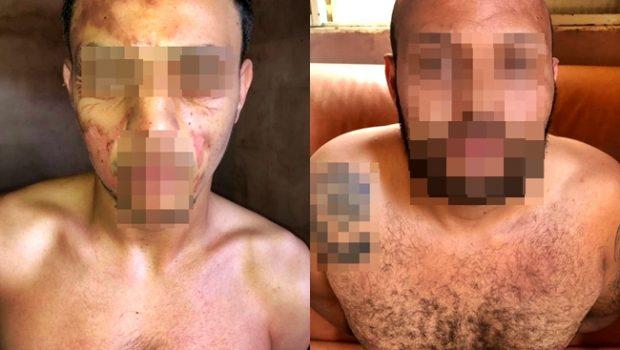 Presos envolvidos em homicídio de caráter homofóbico, em Formosa