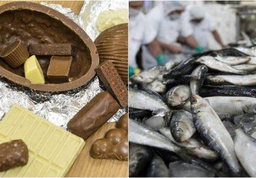 Semana Santa: Procon divulga variações de preço de pescados e ovos de chocolate