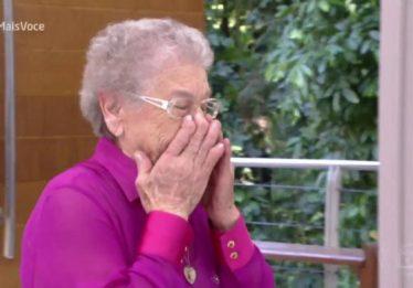 """Palmirinha visita Ana Maria Braga e se emociona: """"hoje, eu posso morrer"""""""